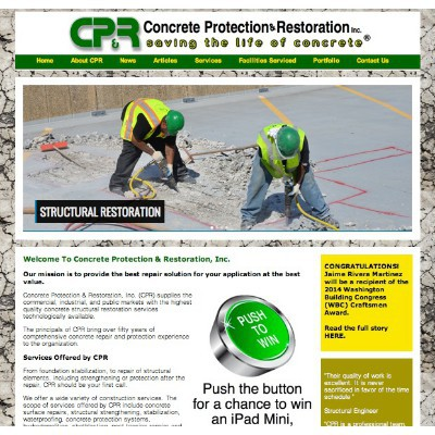 Concrete Protection & Restoration Inc.