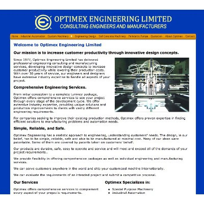 Optiemx Engineering